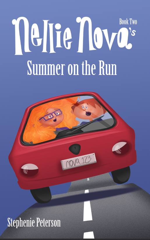 Coming Soon! Nellie Nova's Summer on the Run
