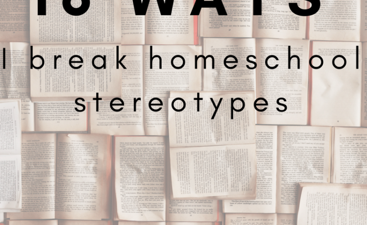 A lot of people have preconceived notions about what a homeschooling family looks like. Some of the ideas people have about homeschoolers are based on stereotypes they've heard. Sometimes, someone remembers a homeschooling family they once met and assumes that's just how it's done. Sometimes people are just making assumptions based on their own lives. […]