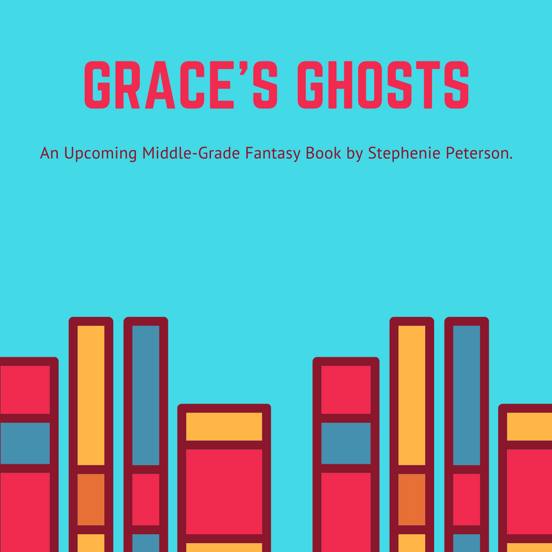 My Newest Project- Grace's Ghosts
