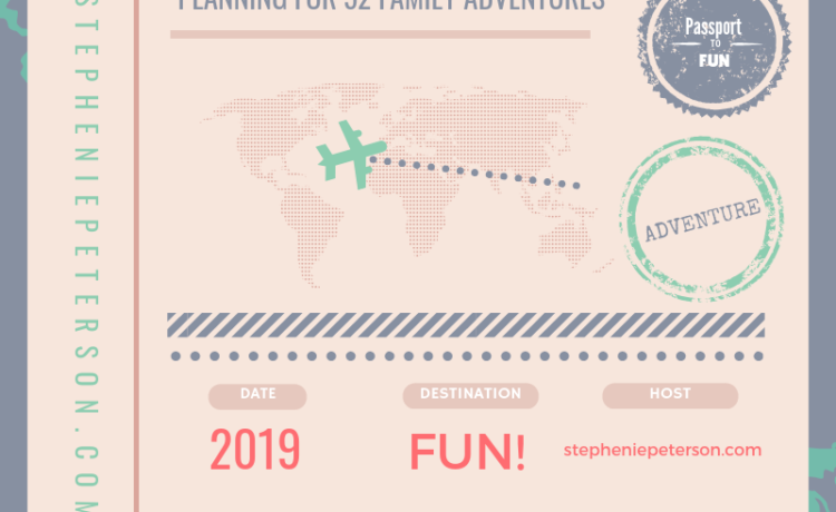 Planning Can be Overwhelming! When I decided to to embark on 52 adventures with my kids this year, I wondered if it was too much. It's hard to plan so many day trips, hikes, road trips etc. Even though I was overwhelmed, I knew that I really wanted this- for my kids and for myself. […]