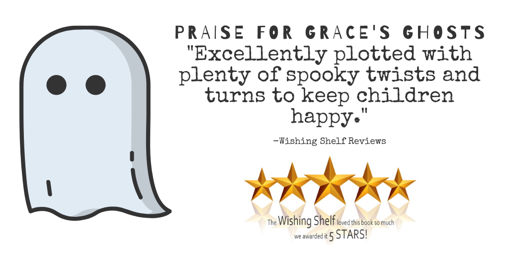 Grace's Ghosts 5 Star Rating
