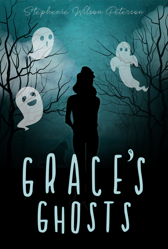 I'm so happy with the trailer for my upcoming middle-grade fantasy novel, Grace's Ghosts! It releases three weeks from today, but you can already preorder it on Amazon, Barnes and Noble, and  Indie Bound! Let me know what you think of the video in the comments.